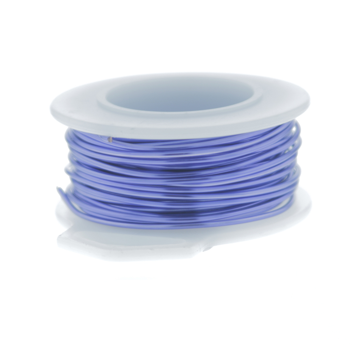 Lavender Silver Plated Copper Craft Wire