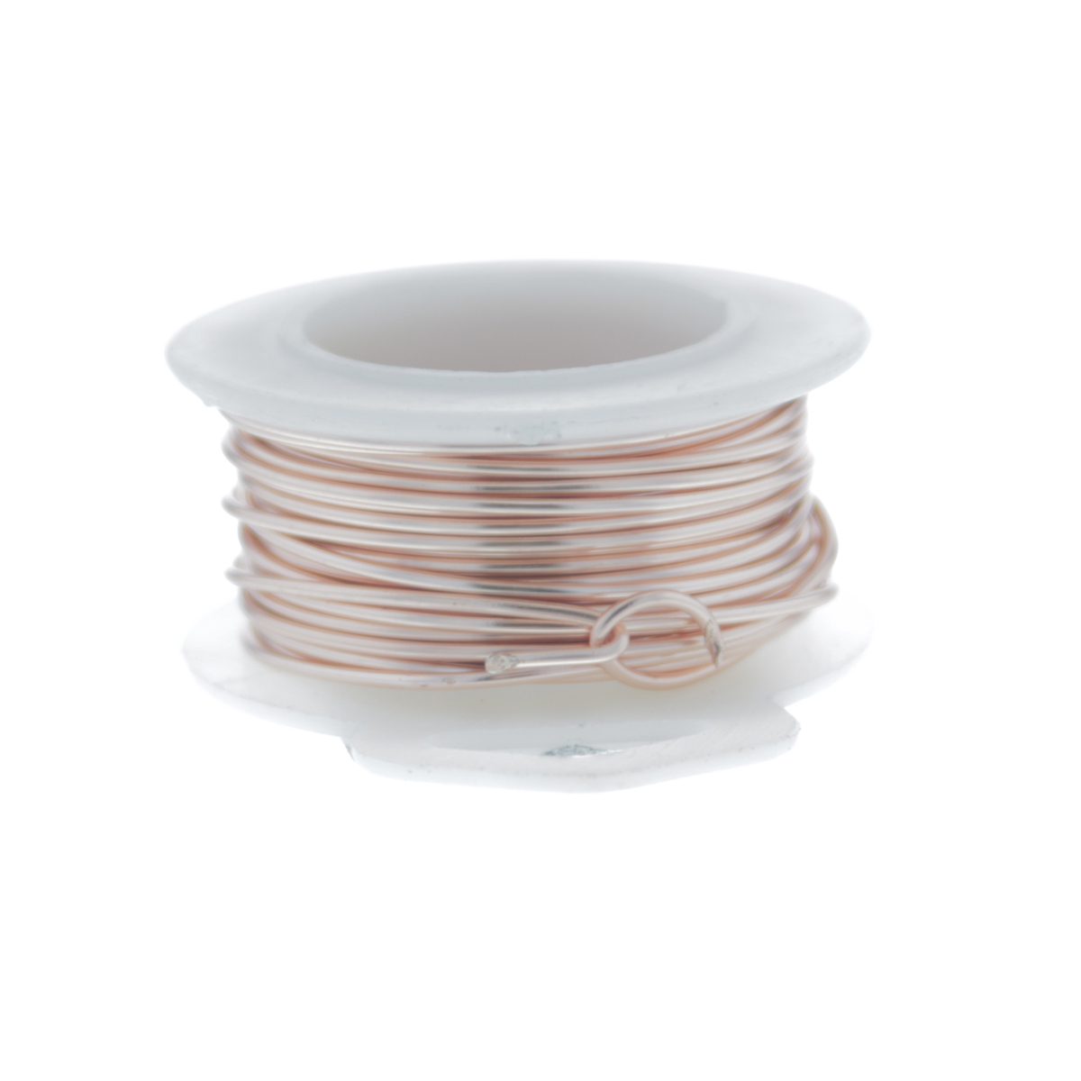 Rose Gold Silver Plated Copper Craft Wire