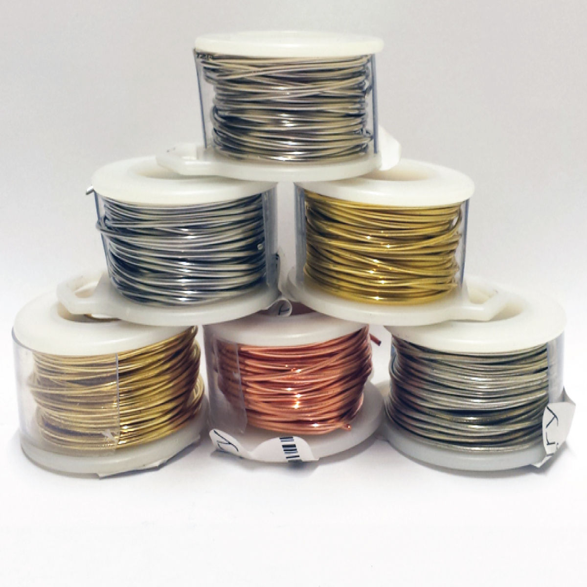 Uncoated Base Metal Craft Wire