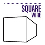 Shop Square Enameled Craft Wire