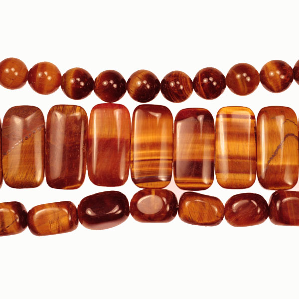Tiger Eye - Red