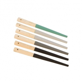 Half Round Sanding Sticks Set of 6