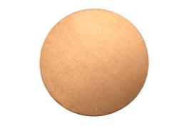 Copper Funky Heart MET-535.15 24 Gauge Pack Of 6 1 By 5//8 Inch
