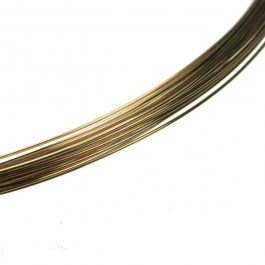 Silver Wire Solder for Gold - 6 Inches