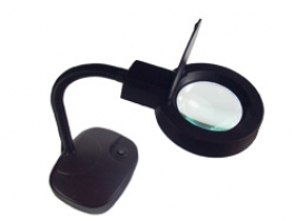 Table Magnifier Lamp 5x Power