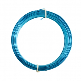 16 Gauge Peacock Enameled Aluminum Wire - 100FT