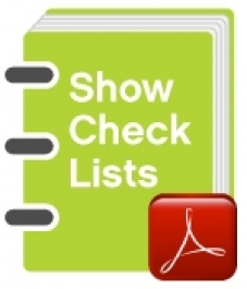 Jewelry Show Checklist - Everything You Need to Have a Successful Show PDF