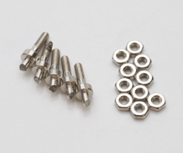 Replacement Pins 1.25mm for PLR-133.60 pk5