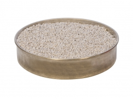 7 Rotating Annealing Pan with Pumice
